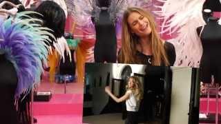 "Victorias Secret Angels Lip Sync ""I Knew You Were Trouble"" HD"