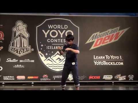 World Yoyo Champions (2000-2017)