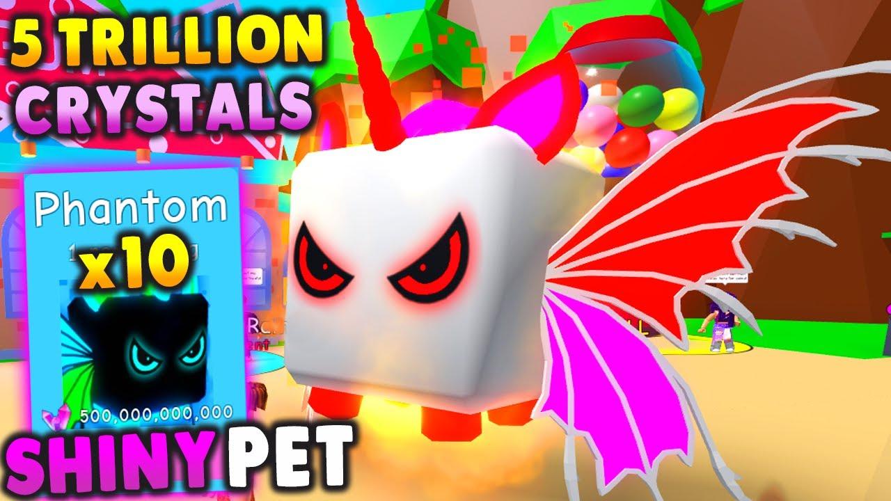 New Legendary Best Bubble Gum Simulator Shiny Update