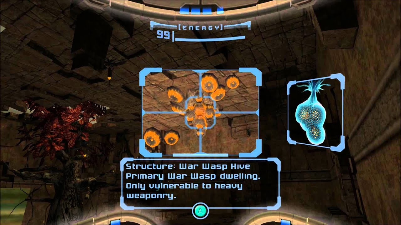 Metroid Prime (1080p HD 60fps Dolphin Widescreen Hack