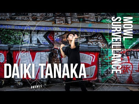 FIST SALUD Presents: mowl Surveillance ft. Daiki Tanaka