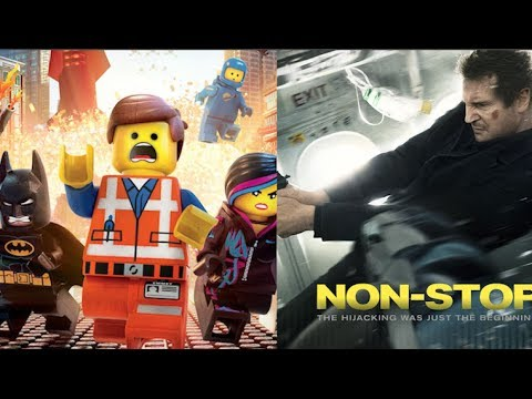 Did Liam Neeson Take Down The LEGO Movie? - Box Office Report
