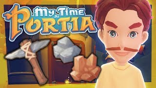DOWN THE MINE (My Time At Portia #2)