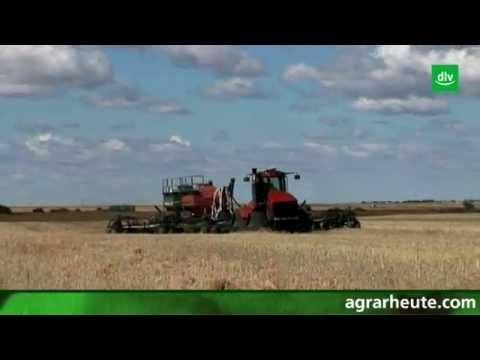 Landwirtschaft in Kanada: Zu Besuch in Regina/Saskatchewan