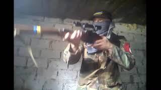 Сирия, Украинский снайпер, наёмник.