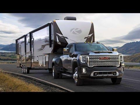 All-New 2020 GMC Sierra HD Unveiled