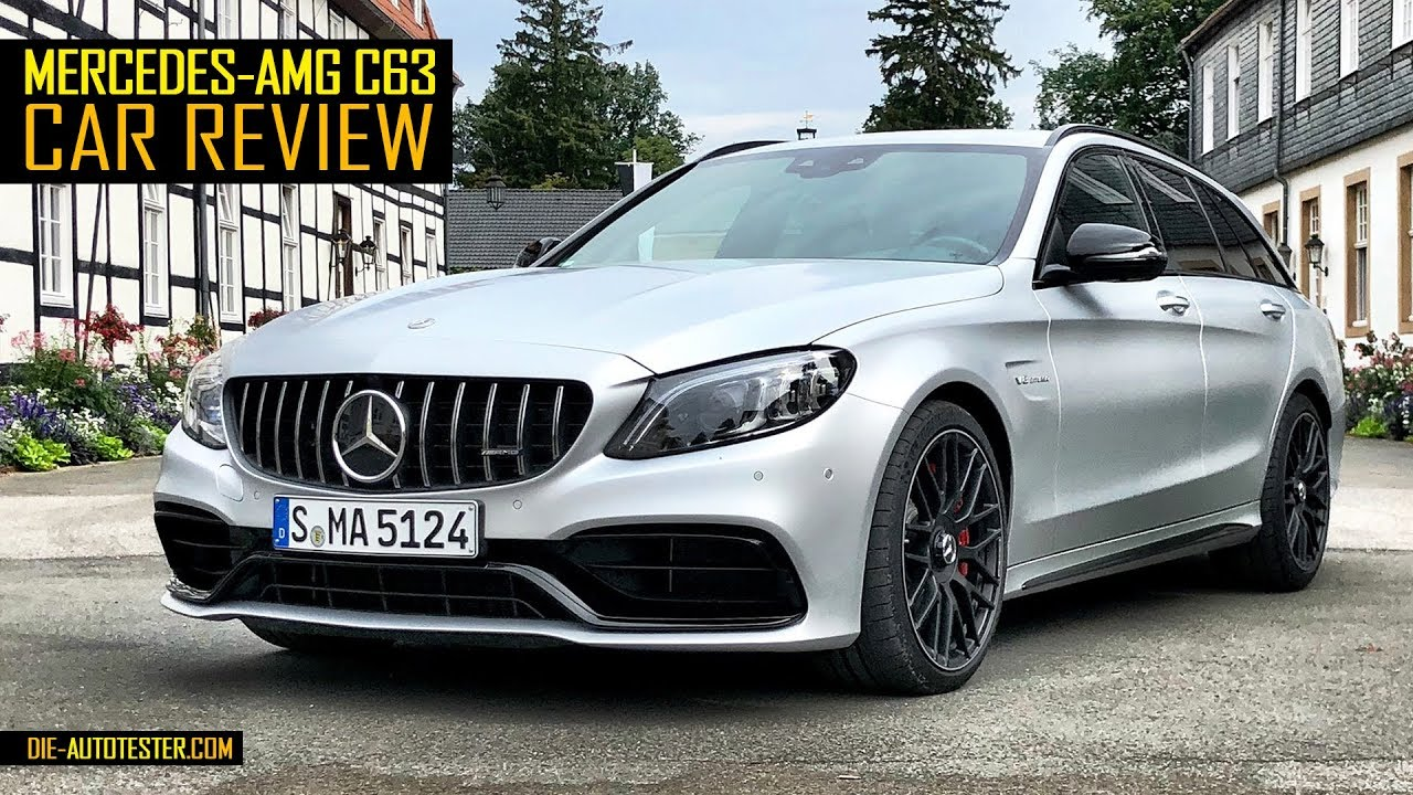 test 2019 mercedes amg c63 s t modell fahrbericht. Black Bedroom Furniture Sets. Home Design Ideas