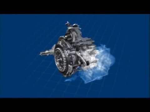 Volkswagen Explains DSG gearbox