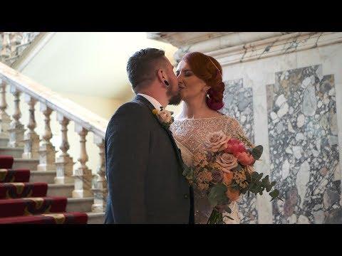 Joanne & Chris | Cinematic Wedding Video | Belfast City Hall
