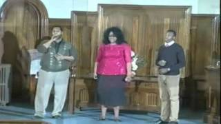Freedom Village Trio sings How Great Thou Art