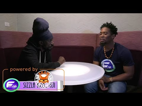 Sizzla Kalonji interview on FaceVu Tv