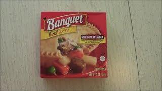 Banquet Beef Pot Pie Review