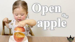 大好きなリンゴの中身が違ったらどんな反応を見せてくれるのか! 町の中華屋さんなどで見かけるフルーツ丸ごとシャーベットを作ってレンレンに食べてもらおう! 開けた ...