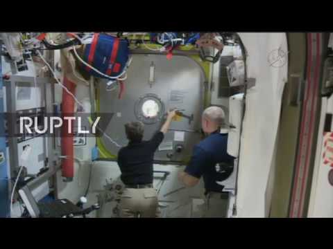 LIVE: NASA astronauts Kimbrough and Pesquest conduct second ISS spacewalk of 2017