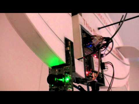 ST-Ericsson HSPA+/LTE demonstrated for remote controlled airplanes