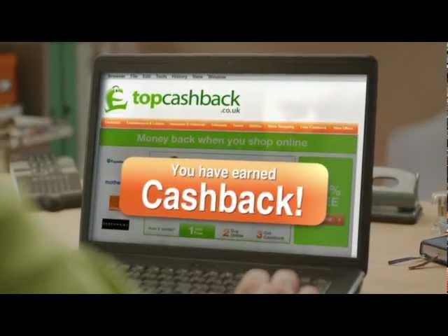 Top Cash Back TV Ad