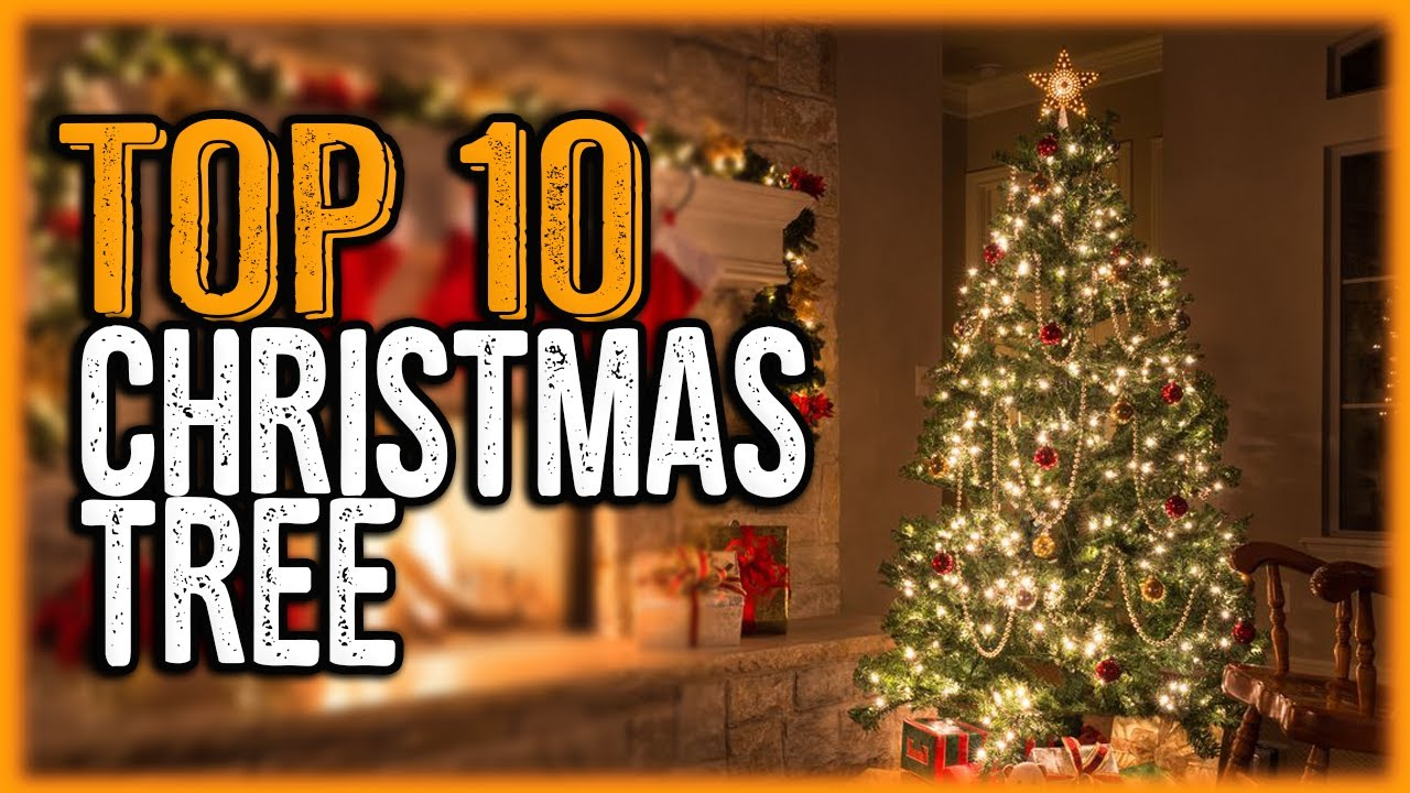 Best Christmas Tree 2020 Top 10 Amazing Christmas Tree Deals On Black Friday Youtube