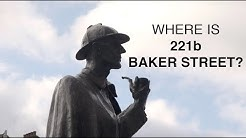 Where is 221b Baker Street?