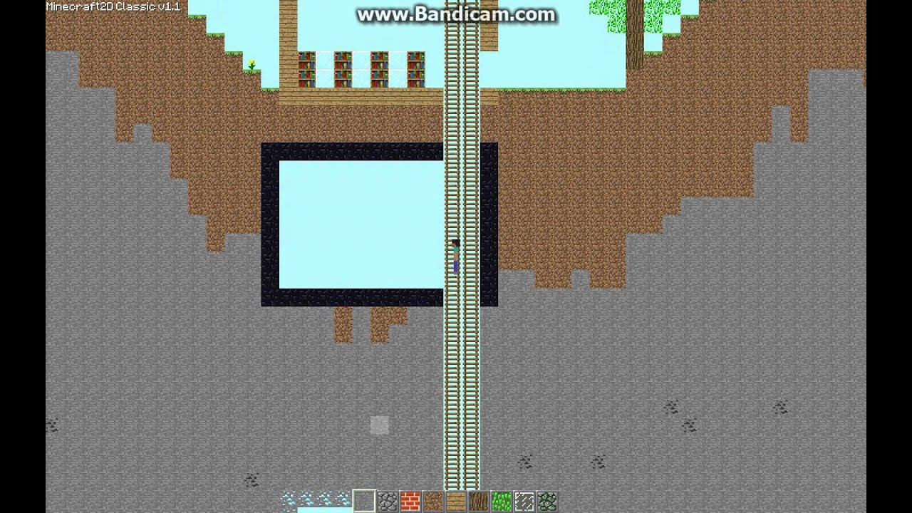 Minecrfat 2D Classic My Diamond Ore Texture Pack - YouTube