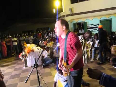 Zea -  Song For Electricity - live in Kumasi (Ghana)