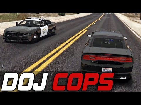 Dept. of Justice Cops #413 - Pushing The Limits
