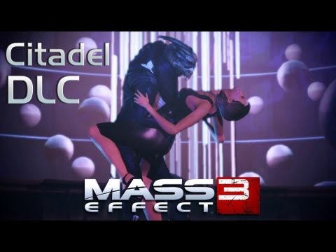 Mass Effect 3 - Citadel DLC All Encounters and Meetings