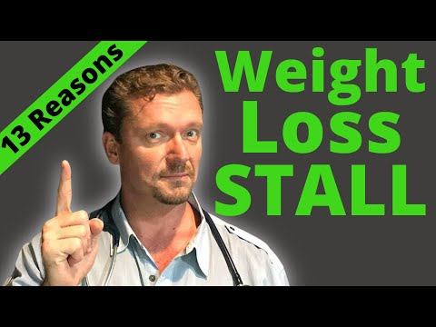Weight Loss Stall on Keto (13 Reasons Why...)