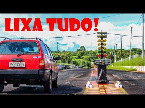 OFF CAR - Elba Turbo !!! Arrancada APP