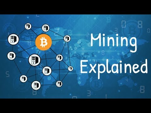 Bitcoin And Cryptocurrency Mining Explained