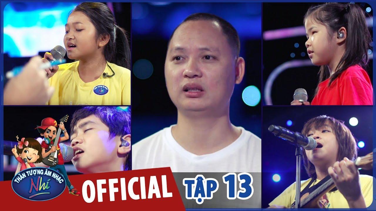 VIETNAM IDOL KIDS 2017 - TẬP 13 - TEASER TOP 4 TẬP LUYỆN HĂNG SAY VỚI CHÚ NGUYỄN HẢI PHONG