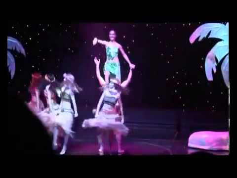 Duo Aerial And Acrobatic Adagio For Shows And Events (Aces Of Acts Entertainment)