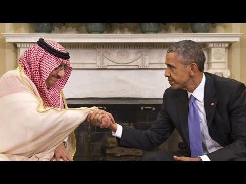 Obama Reveals Why Terror Victims Can't Sue Saudi Arabia