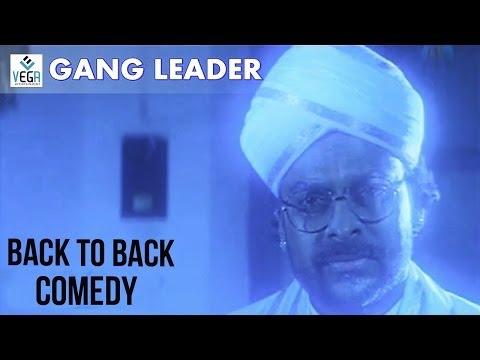 Gang Leader Telugu Movie - Back To Back Comedy