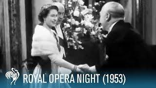 Royal Opera Night: