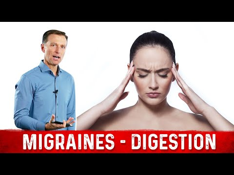 MIGRAINES Come From Digestion