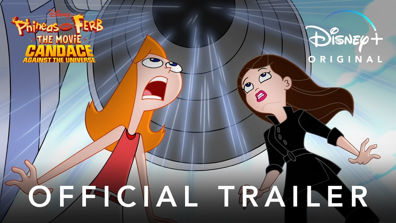 PHINEAS AND FERB THE MOVIE | Disney+ Trailer | Official Disney UK