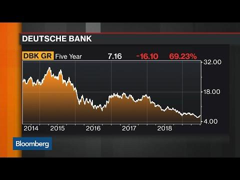 RenTech Has Been Taking Money Out of Deutsche Bank for Months