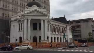 國府來台的台中郵局和日治時期的台中郵便局PK一下