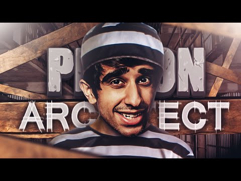 MY FIRST PRISONERS - PRISON ARCHITECT #1 with Vikkstar