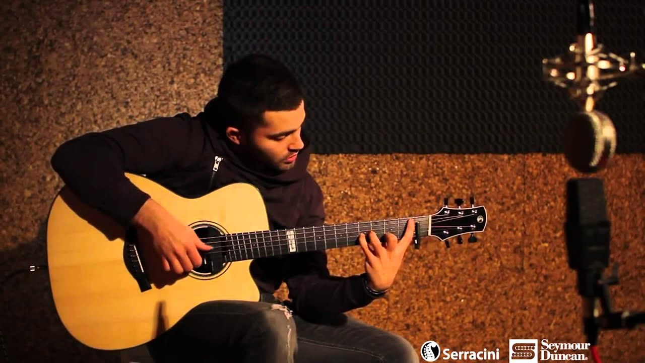 Luca Stricagnoli Starlight Muse Acoustic Guitar Youtube