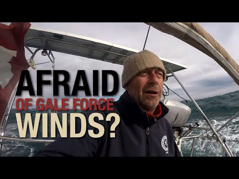 Winded Voyage 2 | Episode 20 | Sailing 45knt Gales in Catalonia