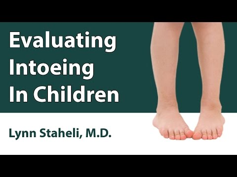 Evaluating Intoeing In Children