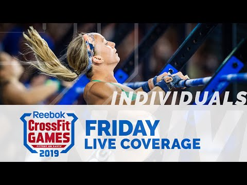 Individual Event 5, Mary - CrossFit Games