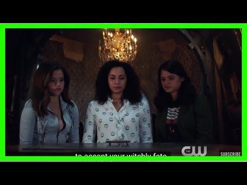 Breaking News | Break Out The Book Of Shadows, The 'Charmed' Reboot Trailer Is Here