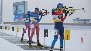 Тройной успех России в первой гонке?-Биатлон подписчиков # 1
