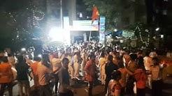Puneri dhol organised by alica nagar lokhandwala kandivali east 2016