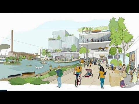 Updating Sidewalk Labs latest Quayside plans