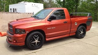 Dodge Ram 1500 Daytona Edition!!!