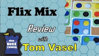 Flix Mix Review - with Tom Vasel