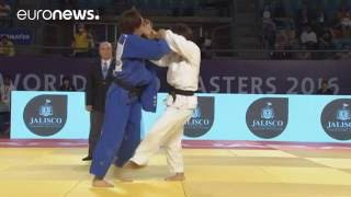 Daily News Day 1 Judo Masters Guadalajara - Japan by all means
